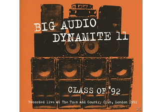 Big Audio Dynamite - Class Of 90-Live In London 1990 - (CD)