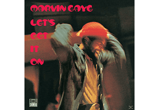 Marvin Gaye - Let's Get It On (Deluxe Edition) - (CD)