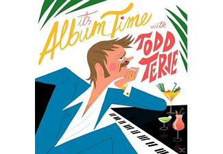 Todd Terje - It's Album Time - (LP + Download)