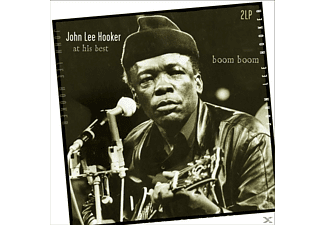 John Lee Hooker - Boom Boom-At His Best - (Vinyl)