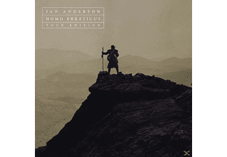 Ian Anderson - HOMO ERRATICUS (LIMITED TOUR EDITION) [CD + DVD Video]