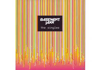 Basement Jaxx - The Singles - (Vinyl)