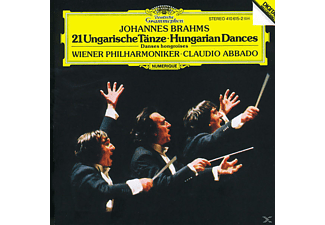 Claudio Abbado, Wp, Claudio/wp Abbado - Ungarische Tänze - (CD)