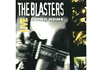 The Blasters - Going Home Live - (CD)