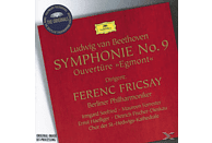 Ferenc Fricsay, Ferenc/bp Fricsay - Sinfonie 9/+ [CD]