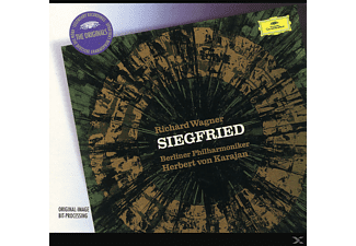 Carl August Nielsen, Herbert Von Bp/karajan - Siegfried (Ga) - (CD)