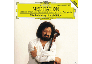 MAISKY,MISCHA & GILILOV,PAVEL - Meditation - (CD)