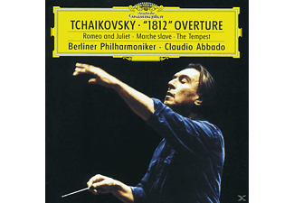 "Claudio Abbado, Claudio/bp Abbado - Der Sturm/Ouvertüre ""1812"" - (CD)"