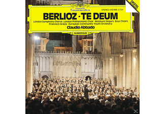 Araiza, Araiza/Abbado/Eur.Com.Youth Or - Te Deum [CD]