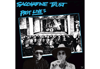 Saccharine Trust - Past Lives - (CD)
