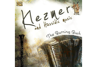 The Burning Bush - Klezmer And Hassidic Music [CD]
