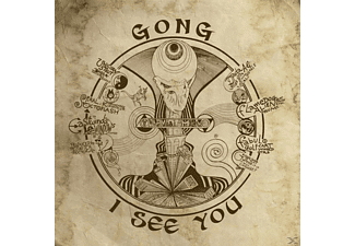Gong - I See You (Special Edition) - (CD)