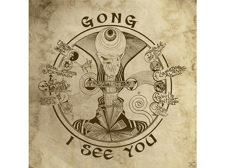 Gong - I See You (Special Edition) [CD]