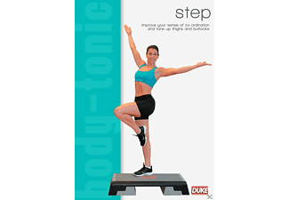 BODY-TONIC - STEP - (DVD)