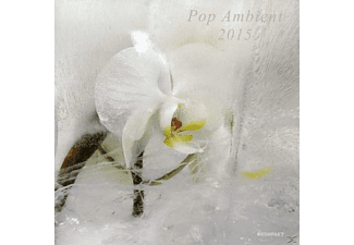 VARIOUS - Pop Ambient 2015 - (CD)