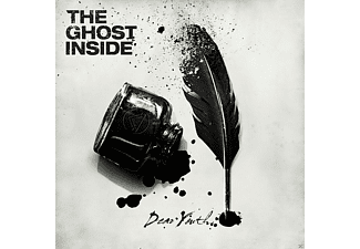 The Ghost Inside - Dear Youth - (CD)