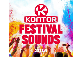 VARIOUS - Kontor Festival Sounds 2015 - (CD)