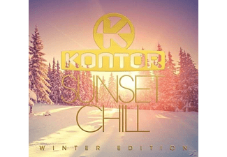 VARIOUS - Kontor Sunset Chill Winter Edition - (CD)