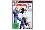 012 - SABER RIDER - AND THE STAR SH. (L.EP. 4-5) [DVD]