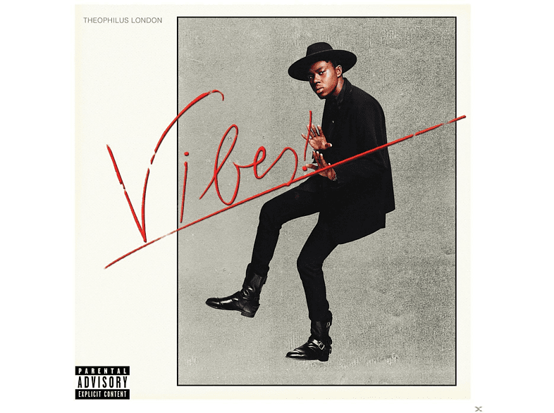 Theophilus London - Vibes [CD]