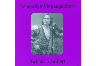 Richard Schubert - Diverse Arien - (CD)