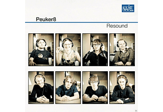 Peuker8 - Resound - (CD)