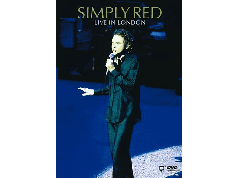 Simply Red - LIVE IN LONDON [DVD]