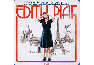 Edith Piaf - 100 Chansons-Edition Anniversary - (CD)