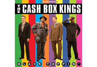Cash Box Kings - Black Toppin' - (CD)