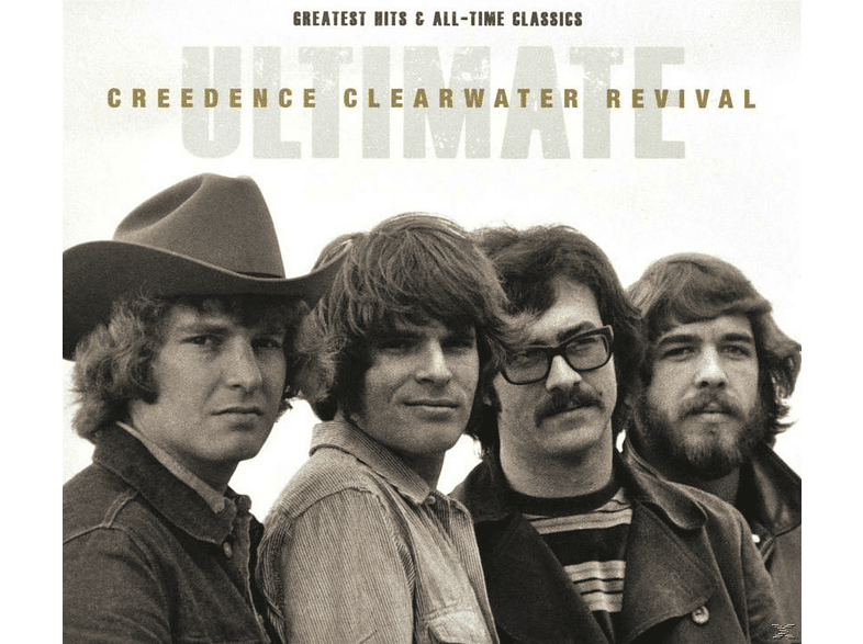 Creedence Clearwater Revival - Greatest Hits & All-Time Classics [CD]