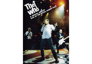 The Who - Live At The Royal Albert Hall - (DVD)