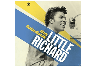 Little Richard - The Fabulous Little Richard (Vinyl LP (nagylemez))