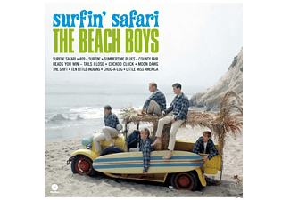 The Beach Boys - Surfin' Safari (Vinyl LP (nagylemez))