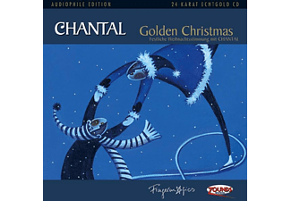 Chantal - Golden Christmas - (CD)