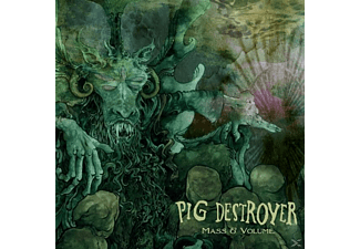 Pig Destroyer - Mass & Volume - (Vinyl)