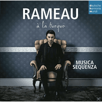 Musica Sequenza - Rameau À La Turque [CD]