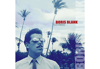 Boris Blank - Electrified (2cd Standard) [CD]