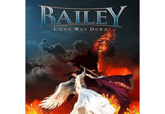 Bailey - Long Way Down - (CD)