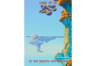 Yes - Like It Is-Yes At The Bristol Hippodrome - (Blu-ray)