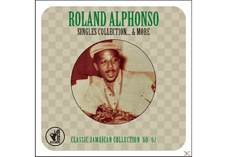 Roland Alphonso - Single Collection & More - (CD)