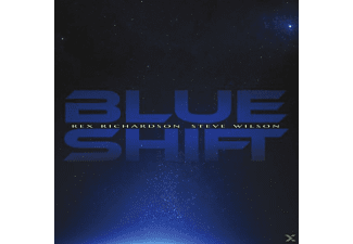 Rex Richardson - Blue Shift - (CD)