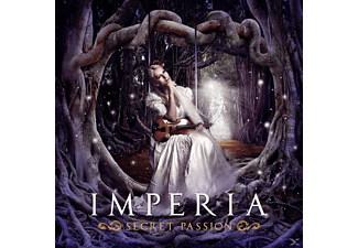 Imperia - Secret Passion (Ltd Digi Edition) - (CD)