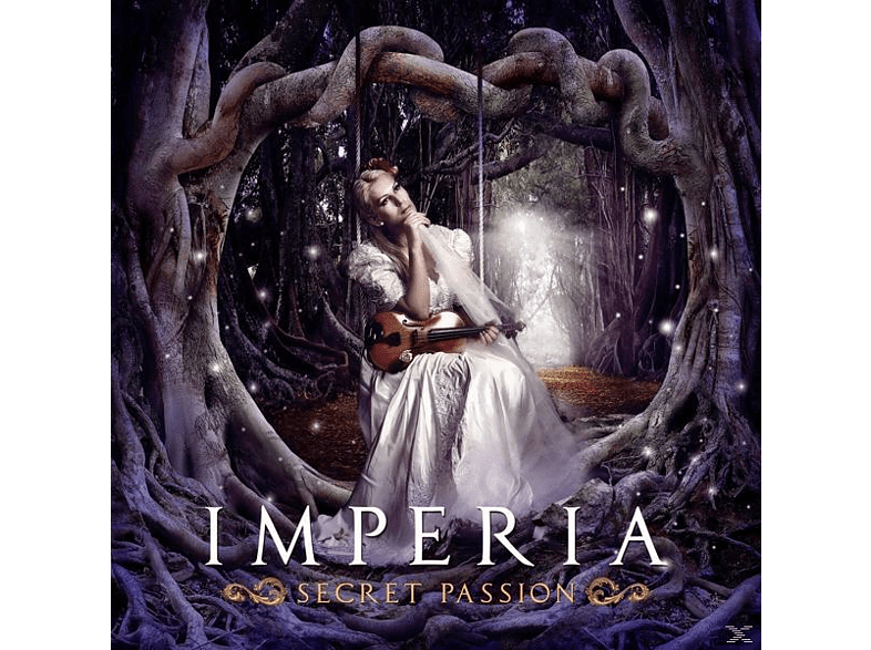 Imperia - Secret Passion (Ltd Digi Edition) [CD]