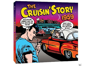 VARIOUS - The Cruisin Story 1959 - (CD)