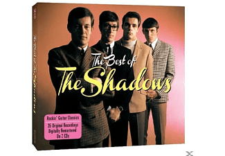 The Shadows - The Best Of - (CD)