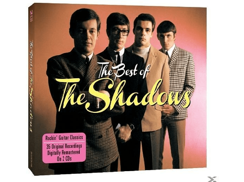The Shadows - The Best Of [CD]