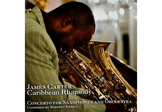 James Carter - Caribbean Rhapsody - (CD)