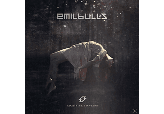Emil Bulls - Sacrifice To Venus (Ltd.Gatefold/Black Vinyl) - (Vinyl)