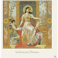 Sol Invictus - Thrones (Re-release+bonus) [CD]