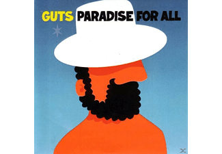 The Guts - Paradise For All - (CD)